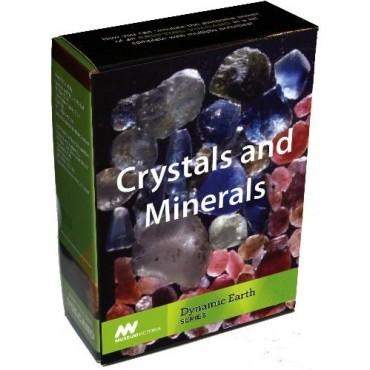 Museum Victoria | Dynamic Earth Series Crystals & Minerals