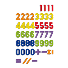 Load image into Gallery viewer, Quercetti | Magnetic Numbers Fridge Magnets