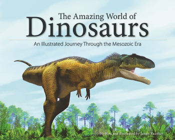 Amazing World Of Dinosaurs | Xuetber