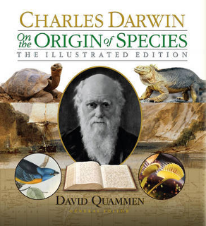 Charles Darwin | On The Origin Of Species Illustrated Edition