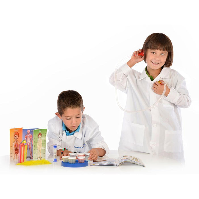 First Human Body Science Experiment Kit
