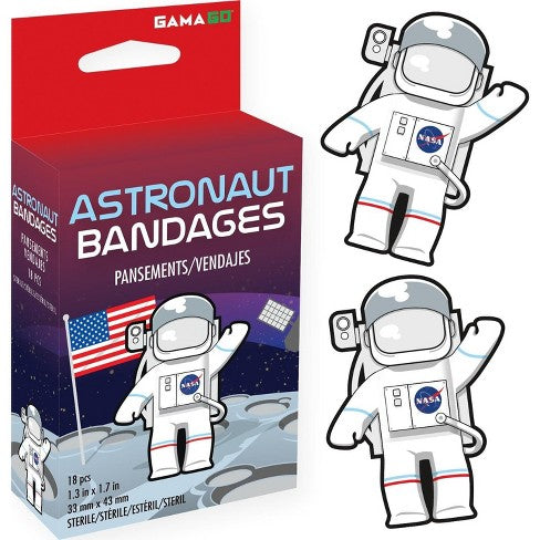 NASA Bandages