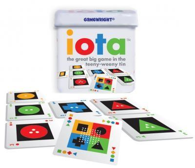 Gamewright | Iota Game Tin