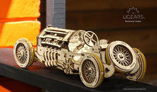 Load image into Gallery viewer, Ugears | Grand Prix Car Woodkit