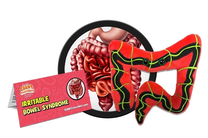 Giant Microbes | Irritable Bowel Syndrome IBS