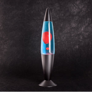 Lava Lamp | Red & Blue
