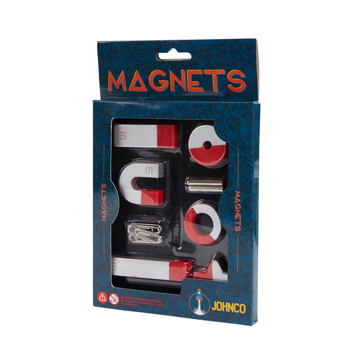 John Co | 8 Piece Magnet Set Kids Science Kit