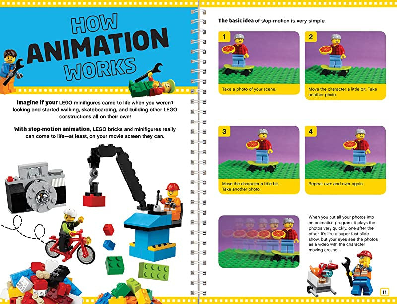 Lego: Make Your Own Movie