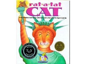 Rat A Tat Cat | Card Game