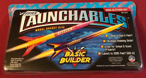 Launchable Star Dart Sizzler | Rocket Builder