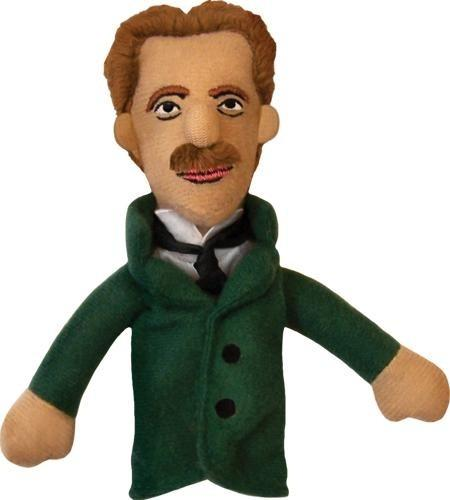 Unemployed Philosophers Guild | Nikola Tesla Magnetic Finger Puppet