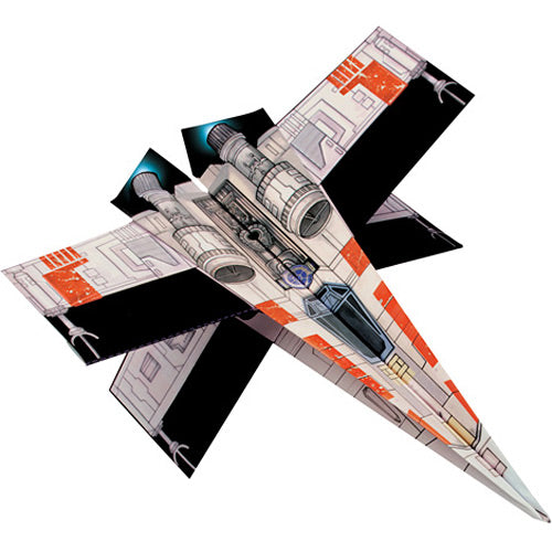 Star Wars Folded Flyers | Paper Plane Book