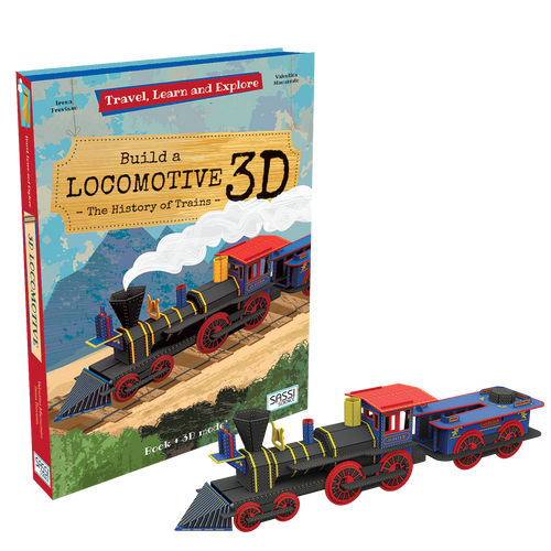 Sassi Science | Build Your Own Locomotive