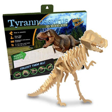 Load image into Gallery viewer, Dinosaur Kits | 3D Wood Puzzle Combo