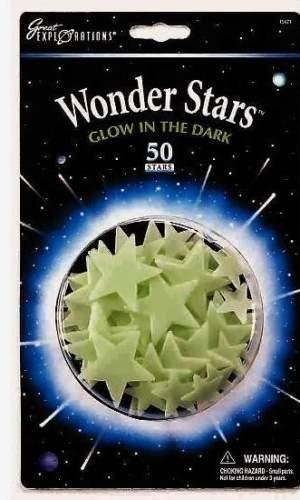 Great Explorations | Wonder Stars Glow In The Dark