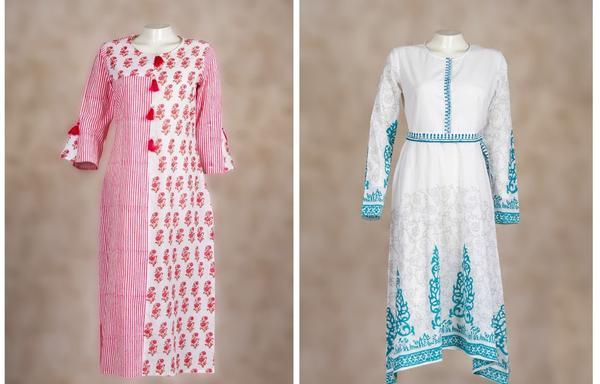 6 Primary Advantages to Buying Cotton Kurtis Wholesale Online