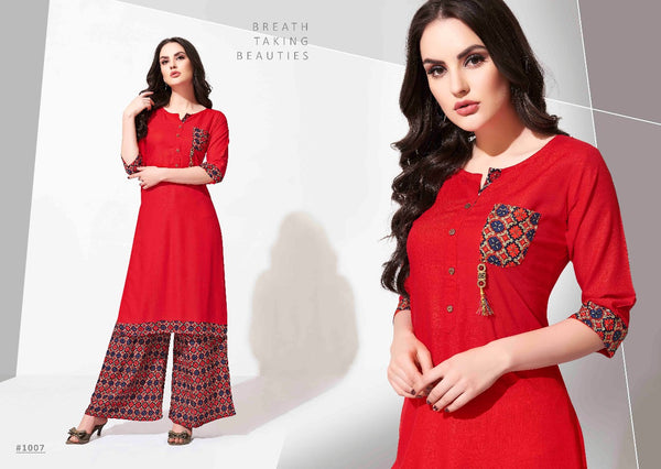 9 Advantages Of Buying Wholesale Kurtis Online