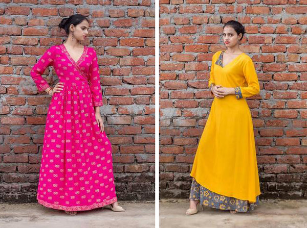 10 Colors That Would Revolutionize Indian Women Ethnic Clothing In 2018