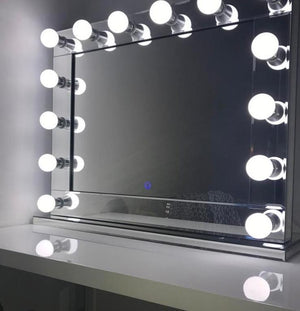 Belle of the Ball - LED Makeup Mirror | Glamour Makeup Mirrors