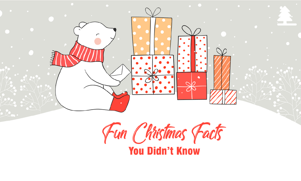 5 Fun Christmas Facts You Didn't Know