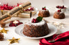 Christmas pudding (1 large & 4 small)