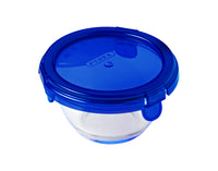 Cook & Go Glass mini bowl with lid 0,2L - 11 cm