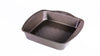 asimetriA Metal Easy-grip Square Roaster 24x24 cm