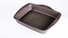 asimetriA Metal Easy-grip Rectangular Roaster