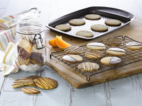 asimetriA Metal Easy-grip Baking tray 33x25 cm
