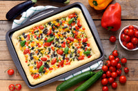 asimetriA - Rectangular Pizza Tray