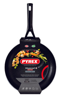 Diamond+ Frying pan