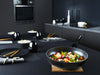Gusto Black Diamond Non-Stick Aluminium Wok 28cm