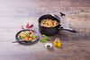 Origin + Non-Stick Aluminium Induction Saucepan with lid