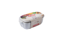 Signature White Terrine with Lid 16x9 cm