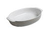 Signature Grey Oval Roaster 30x20 cm