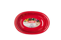Supreme Cherry red oval roaster - Ceramic