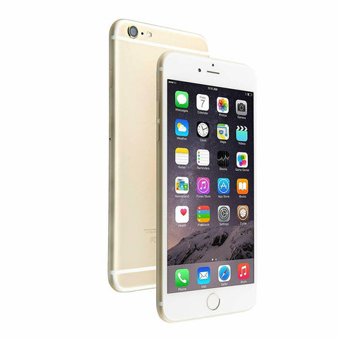Apple iPhone 6 Plus - 16GB - Gold (Unlocked) A1524 - Smartphones