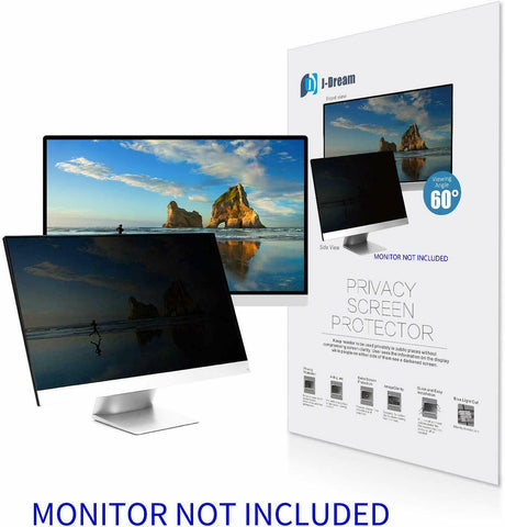 24 Inch Privacy Screen Filter for Widescreen Monitor (16:9 Aspect Ratio) - accessories