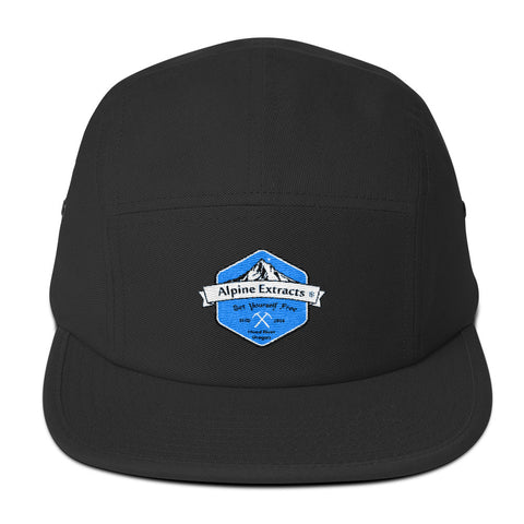Alpine Five Panel Cap