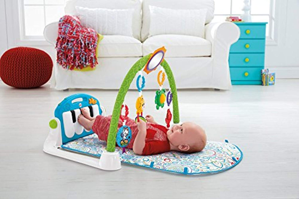 Orka First Steps Kick Play Piano Gym Orka Babies