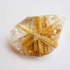 Bahia Gold Raw Gem Star