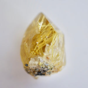 Bahia Gold Small Crystal Point