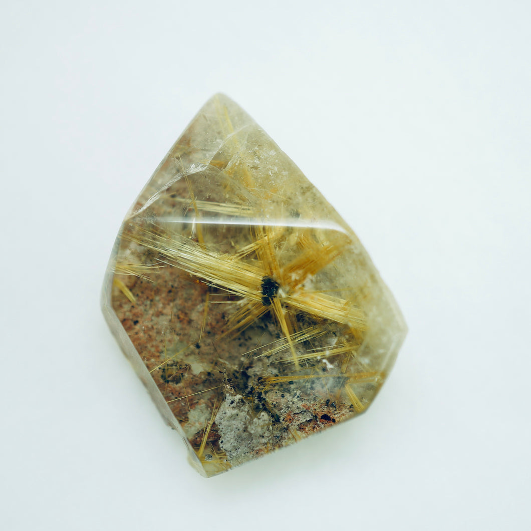 Bahia Gold Gem Cut