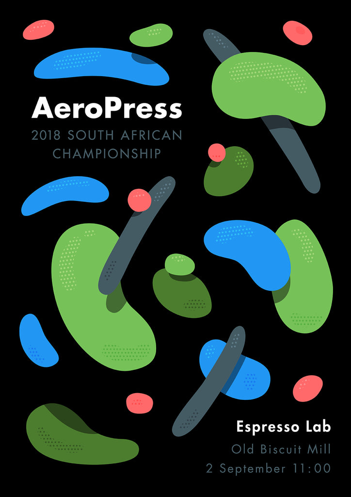 South African AeroPress Competition 2018...