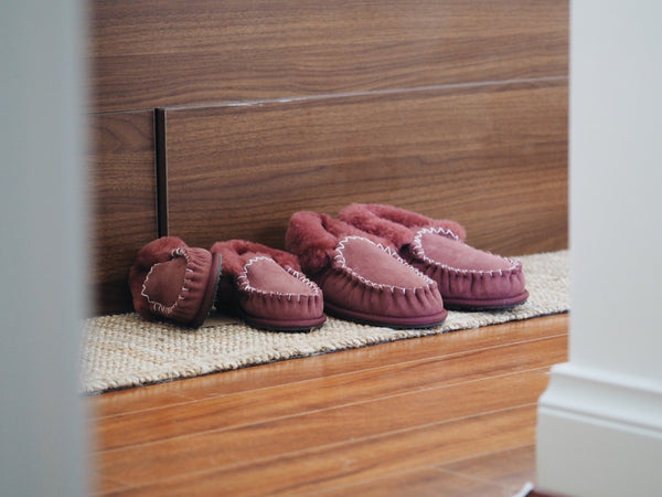 Our Traditional Moccasins: An Aussie Classic