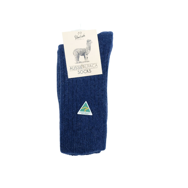 Australian Alpaca Wool Men's Socks