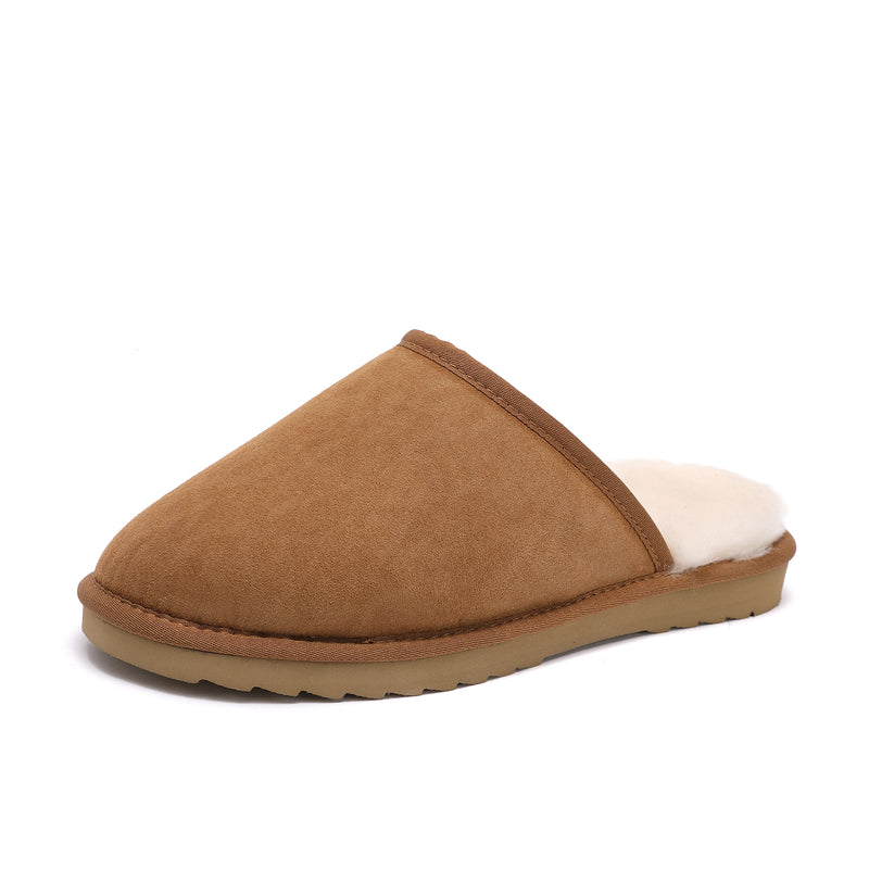 Men's Classic Scuff - EVA sole - 100% Australian Sheepskin Slippers