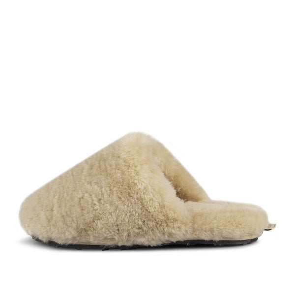 Wooly Scuff - Beige / 35 - Unclassified Yellow Earth Australia Cny Sale 25% Off