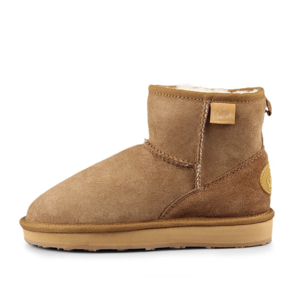 Classic Mini - Footwear Yellow Earth