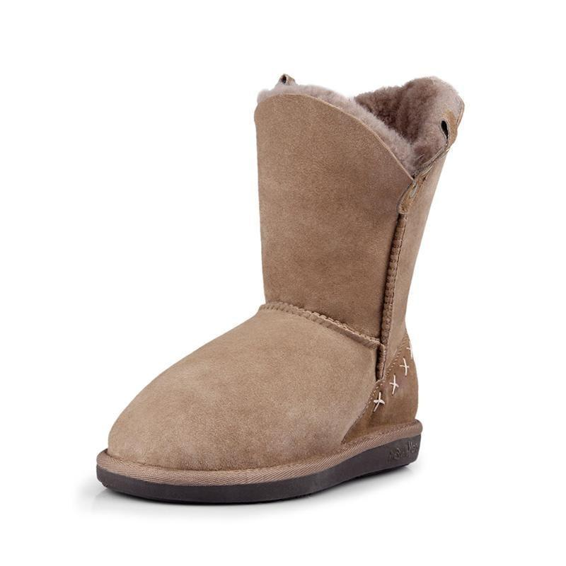 GRACE MID - Footwear Yellow Earth Australia 3/4 boot low boot sheepskin UGG
